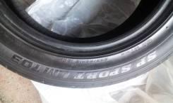 Dunlop SP Sport LM703. Летние, 2015 год, износ: 20%, 4 шт