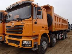 Shaanxi Shacman. Самосвал Shacman F3000, 8x4, Cummins, 10 800 куб. см., 40 000 кг.