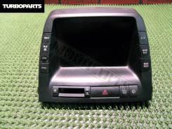 Дисплей. Toyota Prius, NHW20 Двигатель 1NZFXE