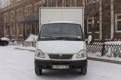 ГАЗ Газель. ГАЗель 3302 Термобудка, 2 400 куб. см., 1 500 кг.