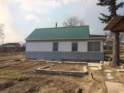 Продается 3-х комнатный отдельно стоящий дом. Ленинская 55, р-н ольгинский район, площадь дома 58 кв.м., централизованный водопровод, отопление тверд...