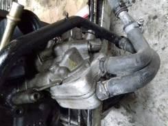 Радиатор масляный. Volkswagen Audi