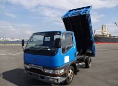 Mitsubishi Canter. будка - самосвал, 1996 во Владивостоке, 4 200 куб. см., 2 000 кг. Под заказ