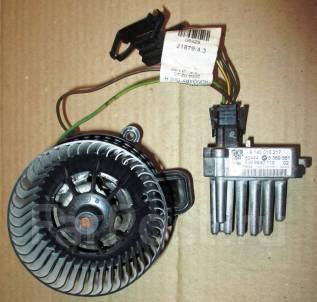 Мотор печки. BMW X5, E53 Двигатели: N62B48, M57D30T, M54B30, M62B44T, N62B44