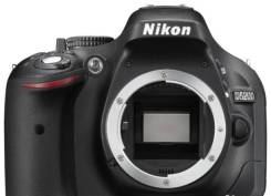 Nikon D5200 Body. 20 и более Мп, зум: 14х и более