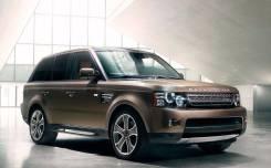 Land Rover. 9.5x22, 5x120.00, ET45