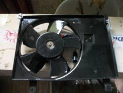 Вентилятор радиатора кондиционера. ЗАЗ Шанс Chevrolet Lanos