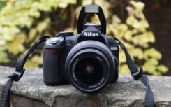 Nikon D3100. 10 - 14.9 Мп, зум: 3х