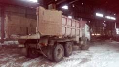 Камаз. Ломовоз -53213С, 10 850 куб. см., 10 000 кг.