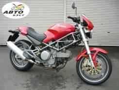 Ducati Monster 400S. 400 куб. см., исправен, птс, без пробега
