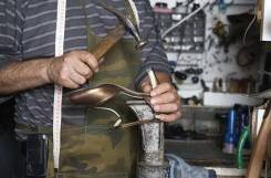 Мастерская по ремонту обуви и изготовлению ключей. м. Рыбацкое