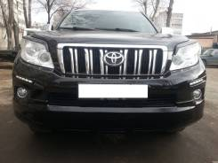 Бампер. Toyota Land Cruiser Prado