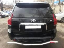 Накладка на дверь багажника. Toyota Land Cruiser Prado, GDJ150L, GRJ151, GDJ150W, GDJ151W, TRJ150, KDJ150L, GRJ150W, GRJ151W, TRJ150W
