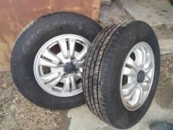 Продам колеса. x15 4x114.30