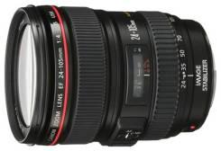 Продам объектив Canon ef 24-105 mm f/4L Isusm (OS). Для Canon, диаметр фильтра 77 мм. Под заказ
