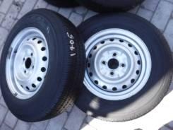 Toyo V-02. Летние, 2014 год, износ: 10%, 2 шт