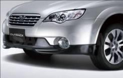 Обвес кузова аэродинамический. Subaru Outback, BP9, BPH, BPE Двигатели: EZ30, EJ25