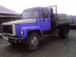 ГАЗ 3307. Газ 3307, 4 200 куб. см., 4 500 кг.