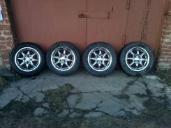 Light Sport Wheels. 6.5x15, 4x100.00, ET38, ЦО 60,0 мм.