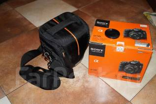 Sony Alpha SLT-A58 Kit. 20 и более Мп
