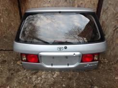 Дверь багажника. Toyota Ipsum, CXM10G, SXM10G, SXM15, SXM10, SXM15G, CXM10 Двигатели: 3CTE, 3SFE