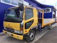 Mitsubishi Fuso. Самогруз , 1999 г. в. Родной КРАН, 8 200 куб. см., 7 000 кг., 12 м.