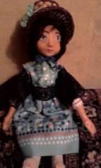 Продам куклу ручной работы