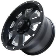 Sakura Wheels 9145. 9.0x17, 6x139.70, ET0, ЦО 110,5мм.