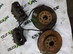 Тормозная система. Toyota: Caldina, Corona Premio, Celica, Premio, Carina ED, Corona Exiv, Curren Двигатель 3SGTE