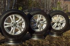 Bridgestone FEID. x14, 4x100.00, ET38, ЦО 64,0мм.