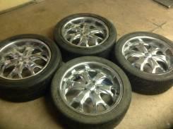 Продам комплект колёс 20-х лето-зима 5х114.3, 5х115. 8.5x20 5x114.30, 5x115.00 ET12 ЦО 71,6мм.