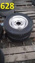 Пара новых грузовых колёс 215/70R15LT. x15 6x139.70 ЦО 107,0мм.