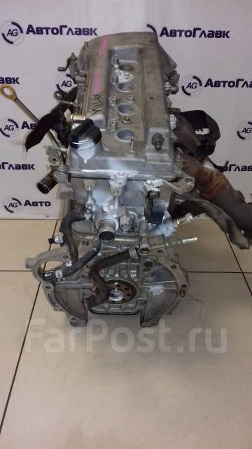 Двигатель в сборе. Toyota: Wish, Isis, Corolla Fielder, Allex, Corolla Spacio, Corolla Runx Двигатель 1ZZFE