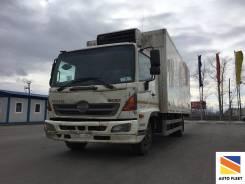 Hino 500. HINO 500 (ИПВ 6616Н3) — фургон рефрижератор, 7 684 куб. см., 5 360 кг.