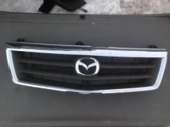 Решетка радиатора. Mazda Bongo Friendee, SGE3, SGLW, SG5W, SGEW, SGLR, SGL5, SGL3 Двигатель WLT