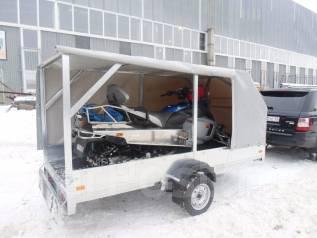 САЗ. Продам прицеп для лодок, снегоходов, грузов, 575 кг.