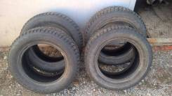 Bridgestone Ice Cruiser 5000. Зимние, без шипов, 2009 год, износ: 50%, 4 шт