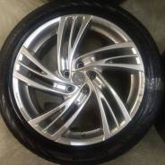 Продам колёса. 8.0/9.0x19 5x114.30 ET40/40 ЦО 114,3мм.