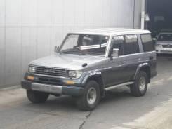 Toyota Land Cruiser Prado. KZJ78, 1KZTE
