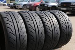 Dunlop Direzza ZII. Летние, 2014 год, износ: 20%, 4 шт