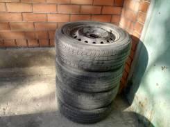 Продам б/у колёса yokohama с дисками недорого. x16 5x114.30