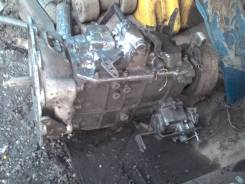 Механическая коробка переключения передач. Nissan Diesel Двигатель FE6T