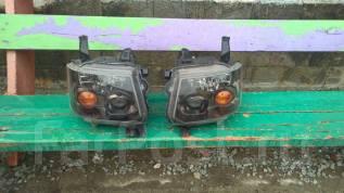 Фара. Mitsubishi Toppo, H82A Mitsubishi eK-Sport, H82W Mitsubishi ek Custom, H82W Mitsubishi eK-Wagon, H82W Nissan Otti, H92W Двигатель 3G83