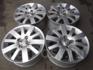 Mazda. 6.0x15, 4x100.00, ET45, ЦО 54,0мм.
