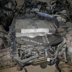 Двигатель в сборе. Nissan Fuga, PY50 Двигатель VQ35DE