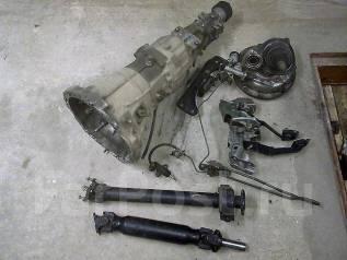 Механическая коробка переключения передач. Nissan Silvia, S13, S14, S15 Двигатель SR20DET