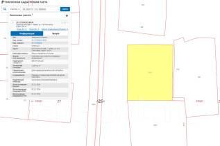 Продам земельный участок по ул. 2-я Пятилетка в Артеме. 1 200 кв.м., аренда, от частного лица (собственник). Схема участка