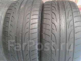 Dunlop SP Sport Maxx. Летние, 2010 год, износ: 20%, 2 шт