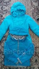 Куртка на девочку р.122-128