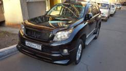 Toyota Land Cruiser Prado. автомат, 4wd, 4.0 (276 л.с.), бензин, 131 тыс. км